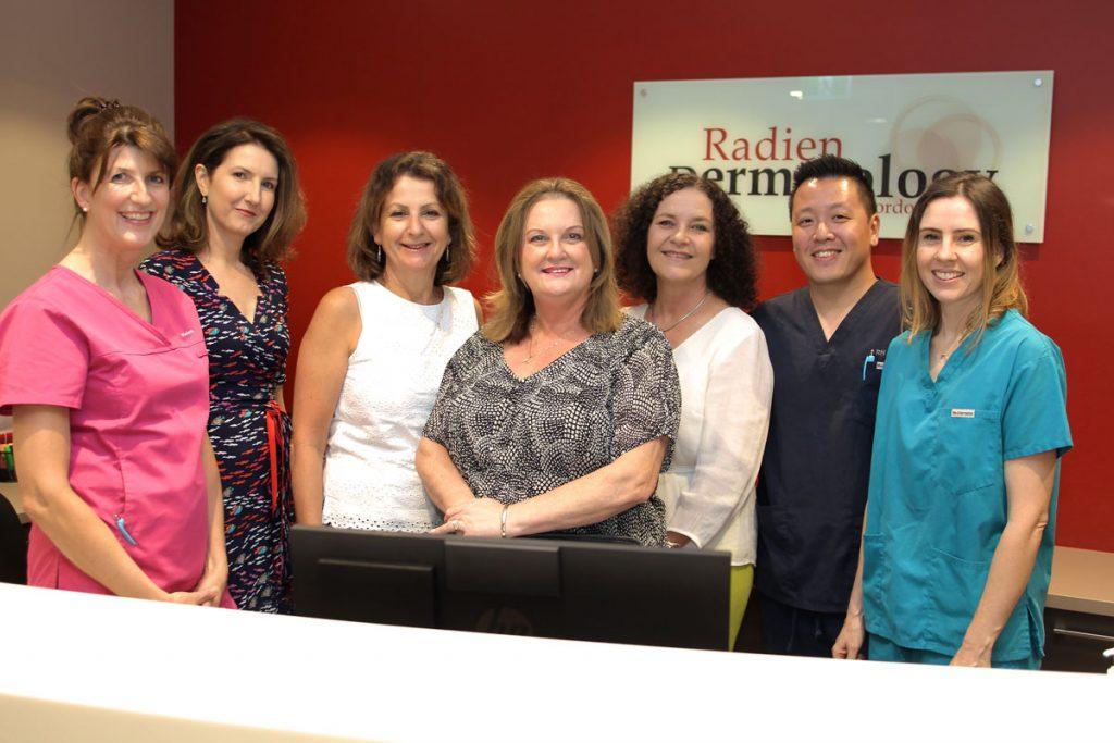 Radien Dermatology - Gordon - NSW - Staff
